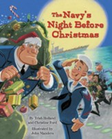 The Navy's Night Before Christmas - eBook
