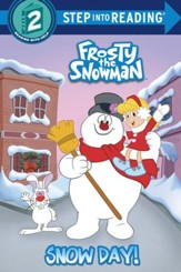 Snow Day! (Frosty the Snowman) - eBook