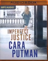 Imperfect Justice - unabridged edition on MP3-CD