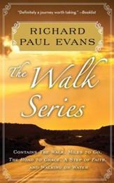 The Walk Series: The Walk, Miles to Go, Road to Grace, Step of Faith, Walking on Water / Combined volume - eBook