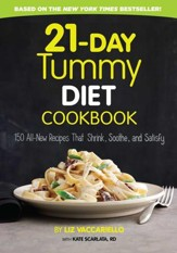 21-Day Tummy Cookbook: 150 All-New Recipes that Shrink, Soothe and Satisfy - eBook