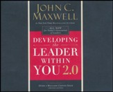 Developing the Leader Within You - unabridged edition on CD