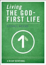 Living the God-First Life - eBook