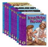 A Reason for Guided Reading: Early Readers Set - New Testament (10 Books)