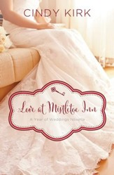 Love at Mistletoe Inn: A December Wedding Story - eBook