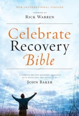 NIV Celebrate Recovery Bible - eBook