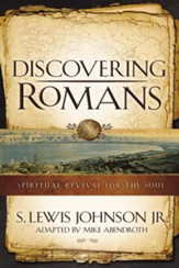 Discovering Romans: Spiritual Revival for the Soul - eBook