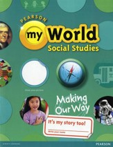 myWorld Social Studies Grade 1 Student Workbook