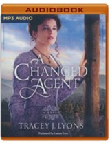 A Changed Agent - unabridged audio book on MP3-CD