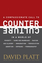 Counter Culture: Radically Following Jesus with Conviction, Courage, and Compassion - eBook