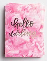 Hello Darling Note Cards, Pack of 10
