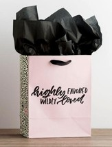 Highly Favored, Wildly Loved Giftbag, Medium