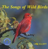 The Songs of Wild Birds, Book with CD
