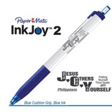 Jesus Others Yourself Pen, Blue