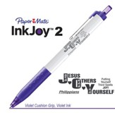 Jesus Others Yourself Pen, Violet