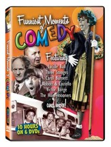 Funniest Moments of Comedy, 6-DVD Pack
