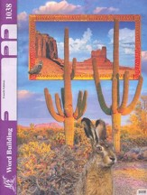 Word Building PACE 1038, Grade 4  (4th Edition)