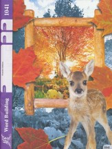 Word Building PACE 1041, Grade 4 (4th Edition)