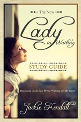 New Lady in Waiting Study Guide: Becoming God's Best While Waiting for Mr. Right-eBook