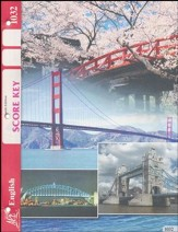 English PACE SCORE Key 1032, Grade 3 (4th Edition)