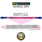 Refill for Pink Dry Bible Highlighter 60096X
