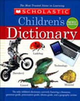 Scholastic Children's Dictionary. 2013 Edition