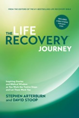 The Life Recovery Journey: Inspiring Stories and Biblical Wisdom as You Work the Twelve Steps and Let Them Work You