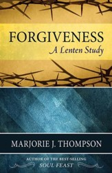 Forgiveness: A Lenten Study - eBook