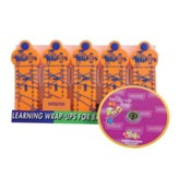 Learning Wrap-Ups Subtraction Center Kit with CD