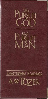 The Pursuit of God / God's Pursuit of Man Devotional / New edition - eBook