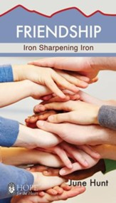 Friendship: Iron Sharpening Iron - eBook