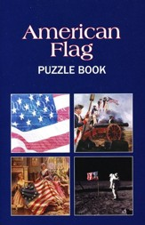American Flag, Puzzle Book