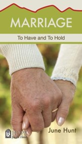 Marriage: To Have and To Hold - eBook