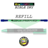 Refill for Green Dry Bible Highlighter 60263X