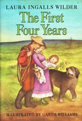 The First Four Years, Little House on the Prairie Series #9  (Hardcover)
