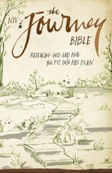 NIV The Journey Bible: Revealing God and How You Fit into His Plan / New edition - eBook