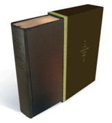NLT Life Application Study Bible, Imitation Leather Hardcover with Slipcase