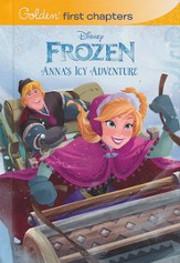 Frozen - Chapter Book