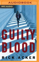 Guilty Blood - unabridged audiobook on MP3-CD