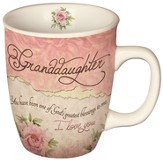 Granddaughter, I Love You Mug