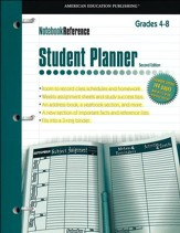 Notebook Student Planner, 2nd Edition