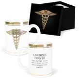 Nurse's Prayer, Mug with Gift Box
