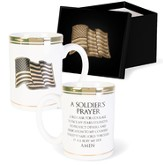 Soldiers Prayer, Mug with Gift Box