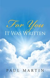 For You It Was Written - eBook
