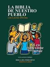 La Biblia de Nuestro Pueblo con Lectio Divina, Enc. Dura (Our People Bible with Lectio Divina, Hardcover)
