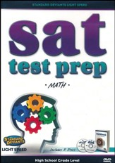 Light Speed SAT Test Prep: Math DVD