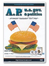 Light Speed U.S. Gov & Politics AP Exam Prep DVD