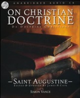 On Christian Doctrine - audiobook on CD