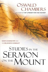 Studies in the Sermon on the Mount: God's Character and the Believer's Conduct - eBook