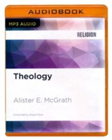 Theology: The Basics - unabridged audio book on MP3-CD